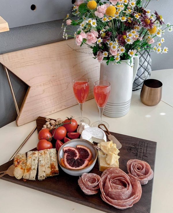 Custom Engraved Charcuterie Board Personalized Fort Collins