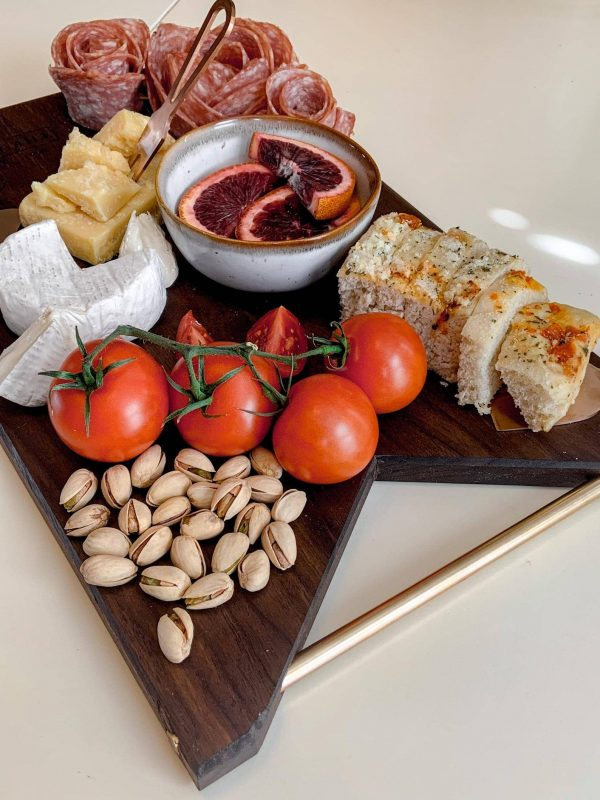 Walnut Custom Engraved Charcuterie Board Fort Collins, CO